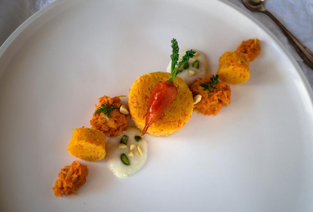 Délices de carotte