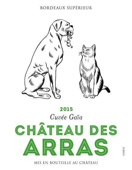 etiquette-blanc-chien-chat-cuvee-gaia-2015
