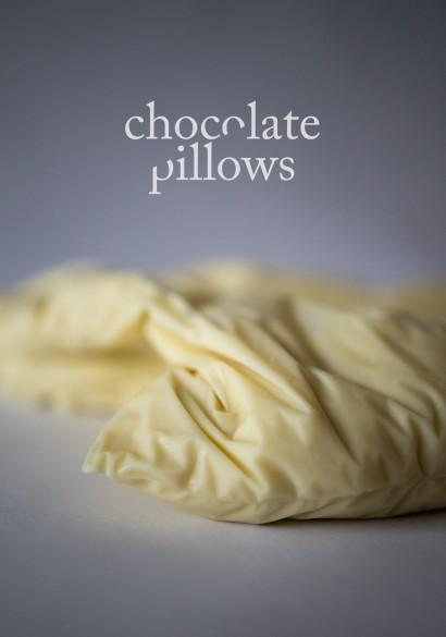 Chocolate pillows