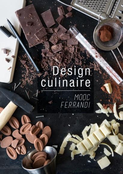 Design culinaire : le MOOC Ferrandi