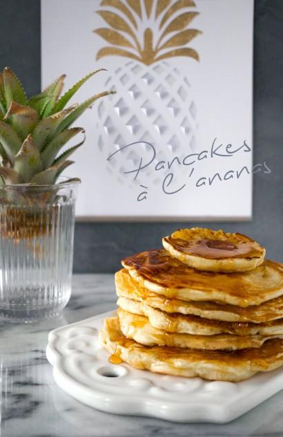 Pancakes ananas bluette.fr
